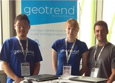 Geotrend at AI Paris event