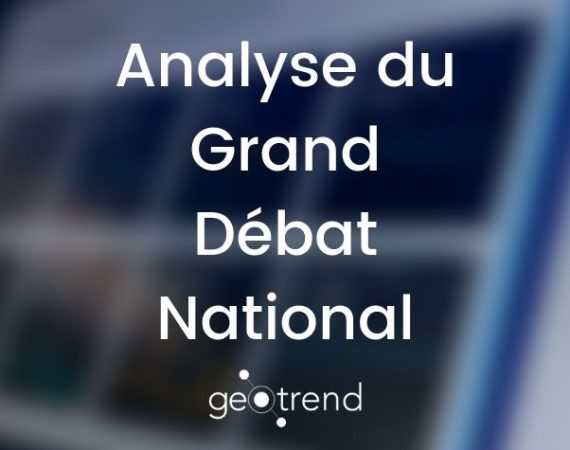Geotrend analyse le Grand Débat National