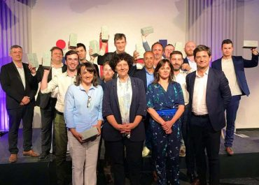 Geotrend remporte I-LAB 2019