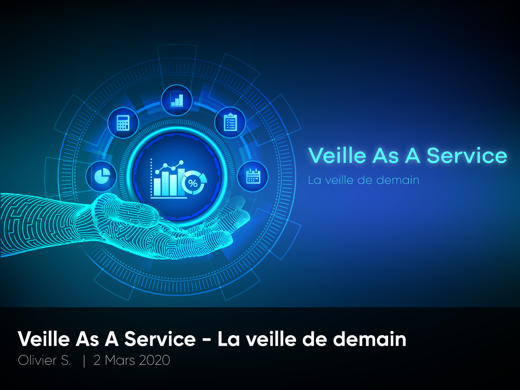Veille As A Service Illustration Blog